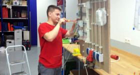 Elektrotechnik Ausbildung bei ETS